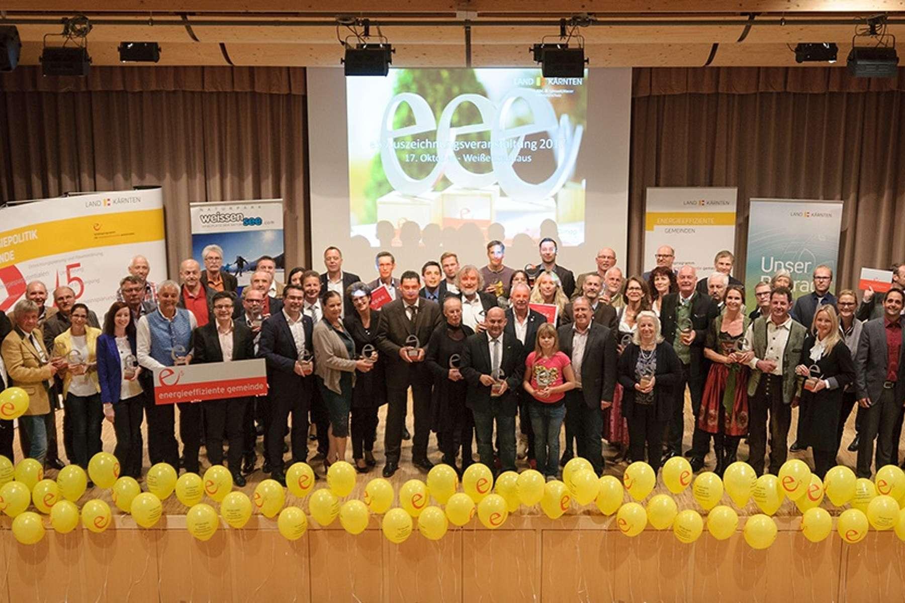 e5 Auszeichnung 2017
