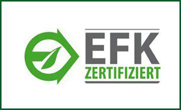 EFK Zertifikat