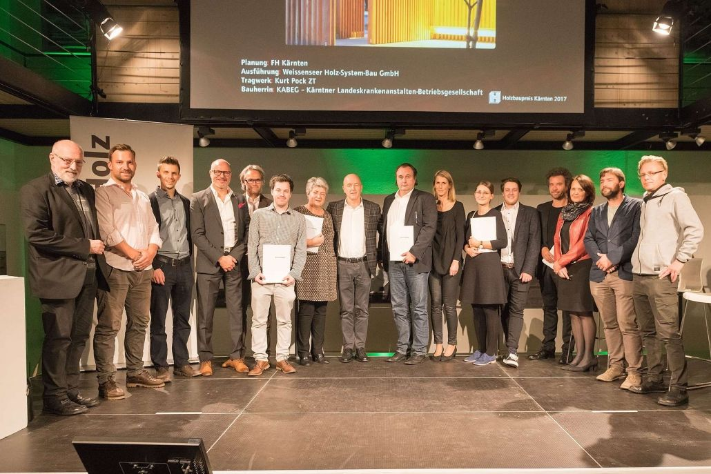 Holzbaupreis Kärnten 2017