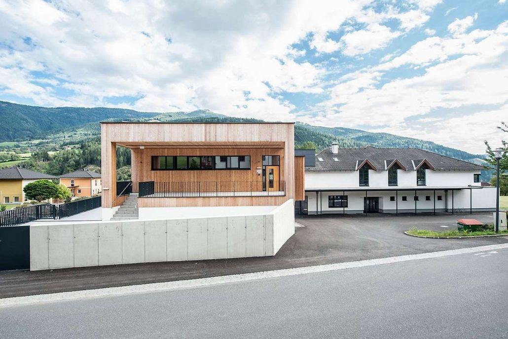 Bildungszentrum Trebesing