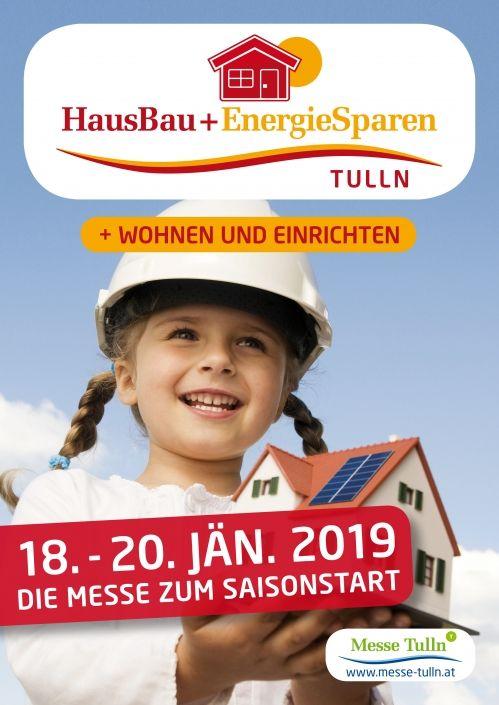 HausBau + EnergieSparen Messe Tulln