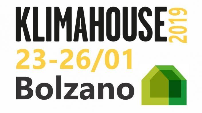 Klimahouse Bolzano Messe 2019