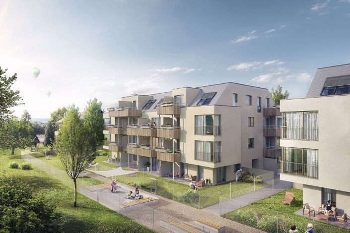 Stammersdorf Wohnhausanlage