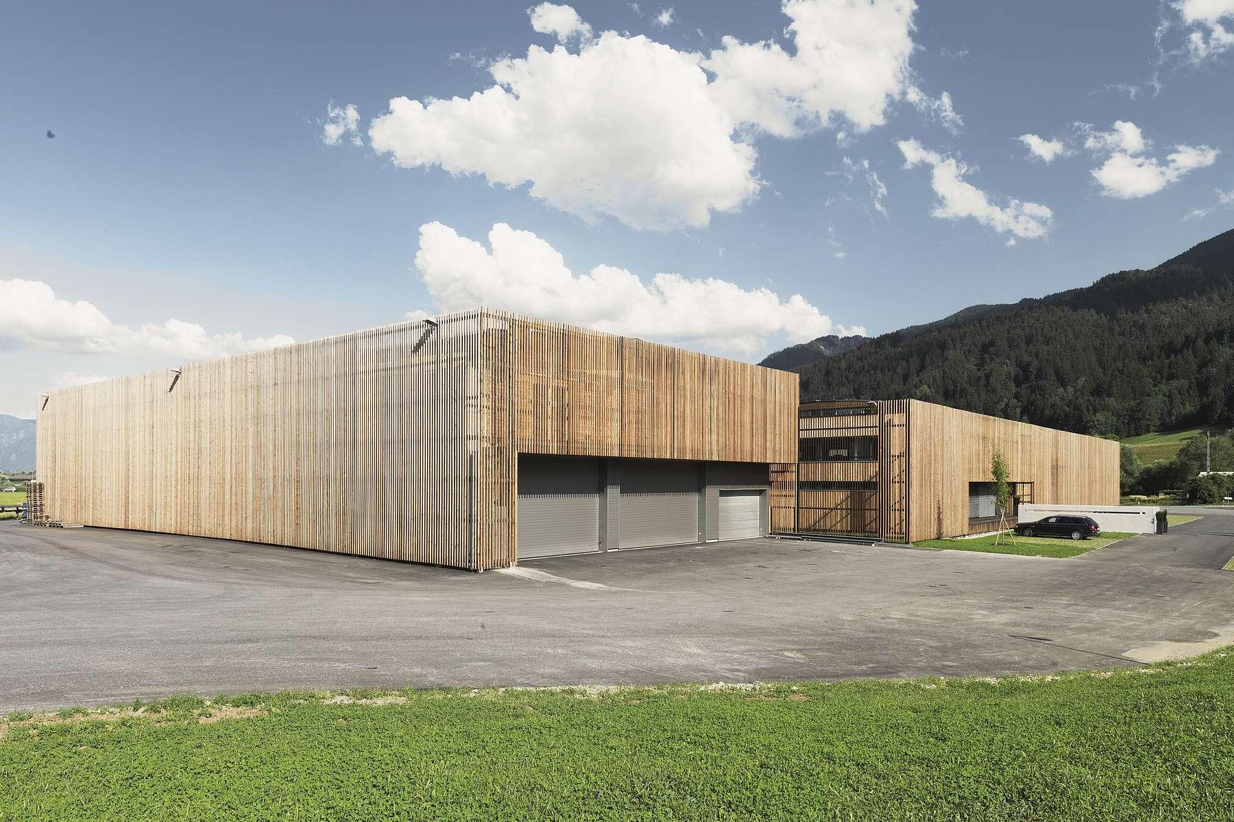 Weissenseer Compact Buildung-Factory