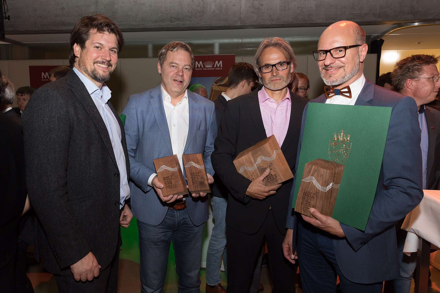 Holzbaupreis Steiermark 2017