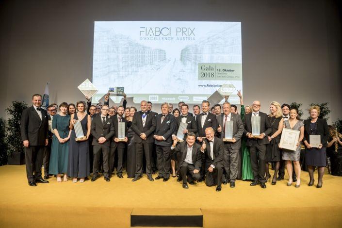 Fiabci c Fiabci Gala 2018