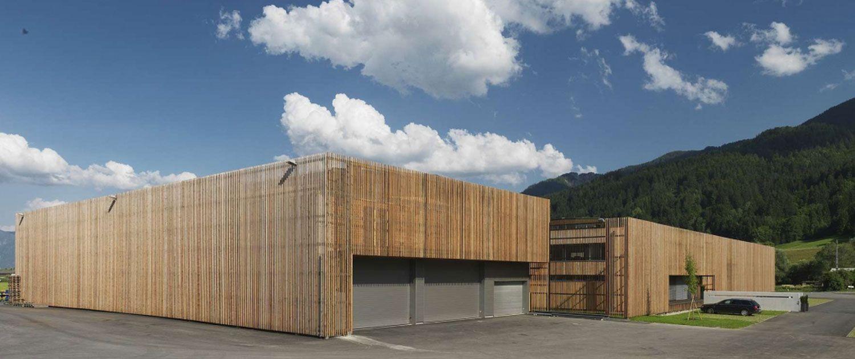 Weissenseer Compact Building-Factory